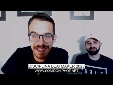 Charlando con vosotros ft. Andy Carroll | Disciplina Beatmaker 2020