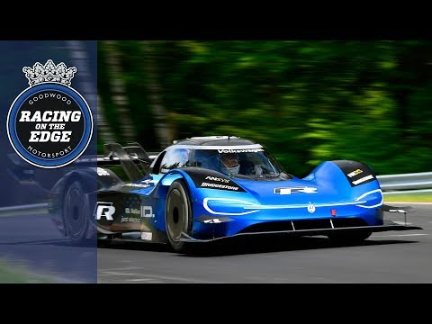 Volkswagen ID.R FULL record lap at Nürburgring