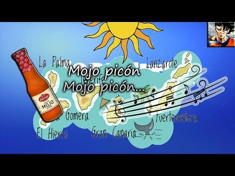 La rica salsa canaria se llama mojo picón