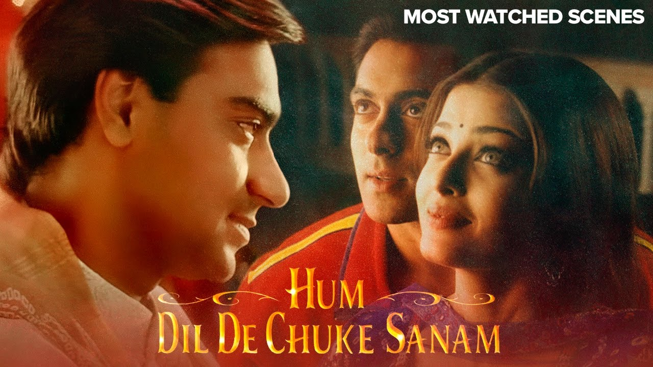 Download Hum Dil De Chuke Sanam Superhit  Scenes | Aishwarya Rai Bachchan, Salman Khan & Ajay Devgan