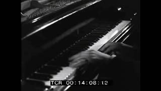Bach Busoni Toccata & Fugue in D minor BWV 565 Arturo Benedetti Michelangeli 1949 piano