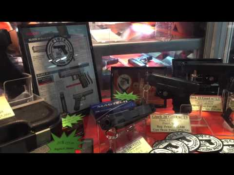 Gun Show 2015: Pistols and Revolvers (23rd AFAD DSAS)
