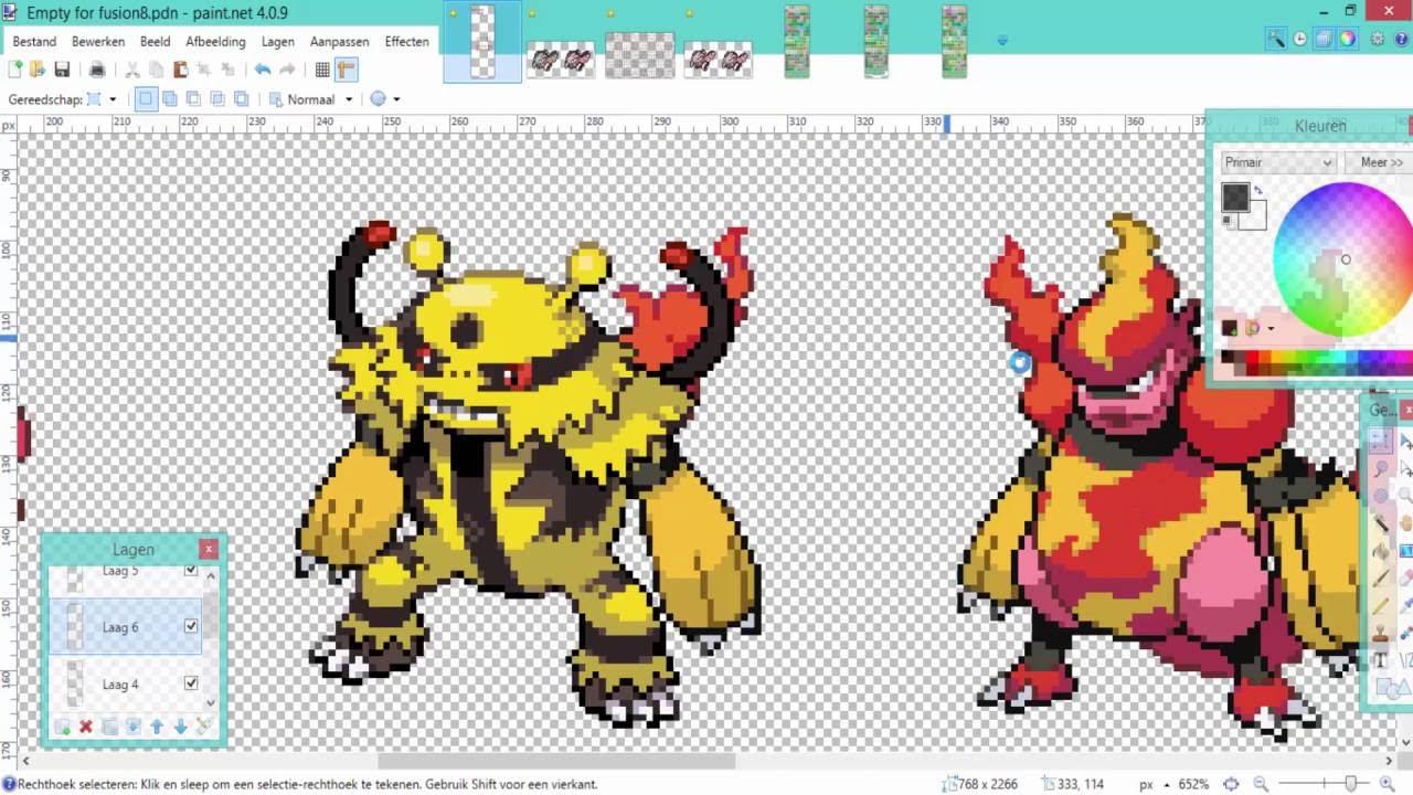 Pokemon Magmortar Images | Pokemon Images