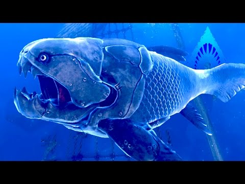 DUNKELOSTEUS UNLOCKED! - Depth | Ep2 HD