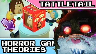 Tattletail Kaleidoscope Theories: Who Sent the Mysterious Notes? - Horror Game Theories