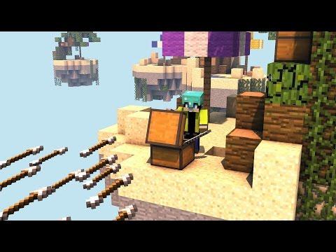 SKYWARS#7(Só hacker noob kk)_Minecraft pe