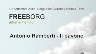 Antonio Ramberti - Il pavone - FREEBORG 2012