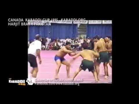 HARJIT BRAR BAJAKHANA | KABADDI | Best of Harjit Brar v Pakistan