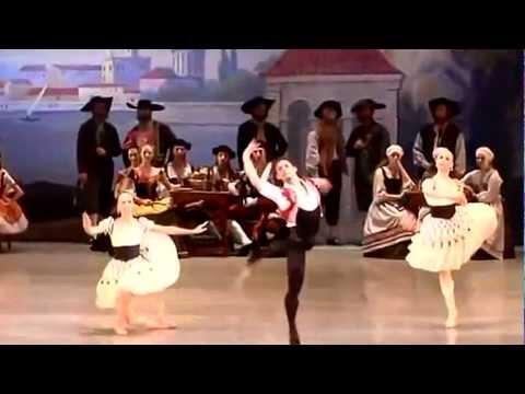 Ballet Bloopers - Ivan Vasiliev, Don Quixote pas de trois
