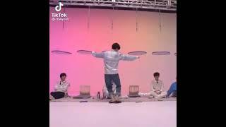 #jimin jimin dances like jay park #bts #shorts #jimin #babymochi