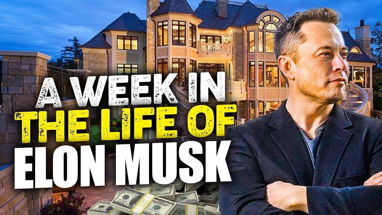 A Week In The Life Of Elon Musk