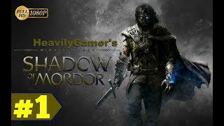 Middle Earth Shadow of Mordor (PC) Gameplay Walkthrough Part 1: Intro/The Slaver/An Interested Party