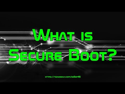 What Is Secure Boot?