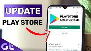 Gambar cover How To Manually Update Google Play Store on Android To Latest Version  | Guiding Tech