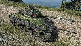 World of Tanks Sherman Firefly (TheFalkonett skin) 3013 DMG 1570 EXP - Lakeville