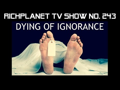 Dying of Ignorance - PART 1 OF 3