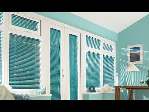 Perfect Fit Venetian Blinds For French Doors Ideas Youtube