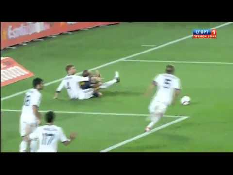 Barcelona VS Real Madrid 3-2 Super Cup 2012 All Goals Full Match highlights 23/8/2012
