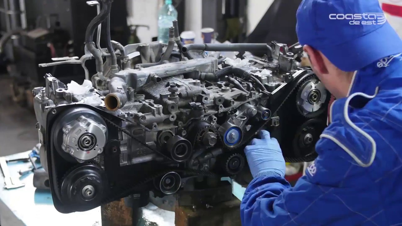 Subaru Forester 2 0 X 2007 Engine Rebuild Reparatie