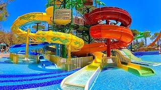 Kids Water Slides at AquaJoy Water Park