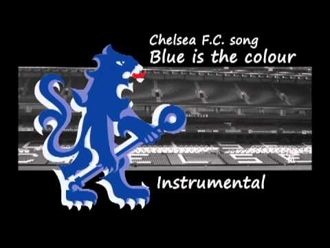 Blue is the colour (instrumental)