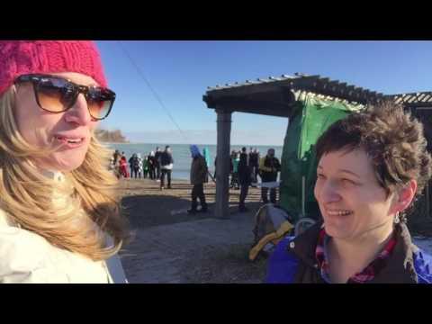 Clarington Polar Bear Swim Newcastle On Jennifer Foley Realtor Keller Williams