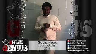 Gouzz Head - Born Gallis - April 2018