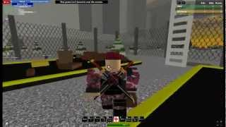 ROBLOX WORLD WAR 2  PART 1