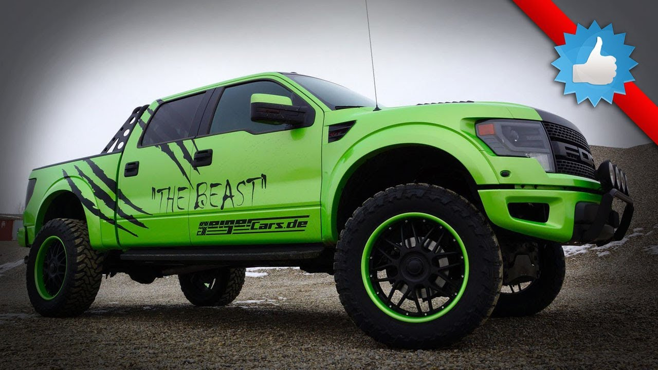 Ford F150 Raptor Green Www Pixshark Com Images