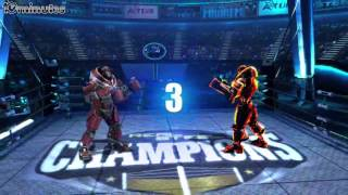 Real Steel Champions Walkthrough (Tournament - Region 4, Asura)