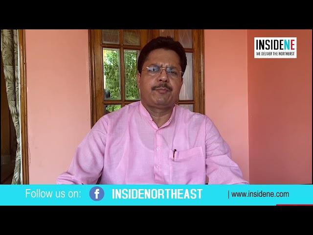 Assam: 'Dholpur firing incident a Barbaric Act of Police' Bhupen Kumar Borah