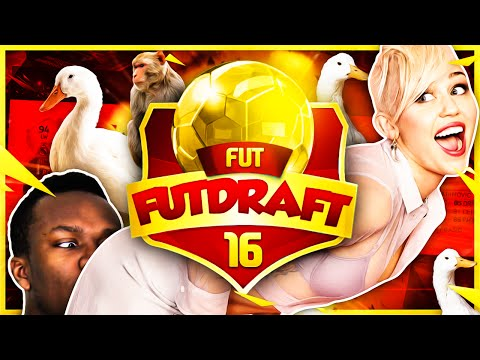FIFA 16 | DRAFT TIME!!!!