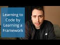 Learning a Framework to Learn Code