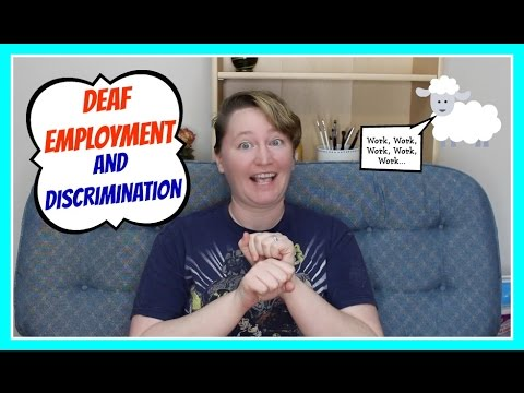 Engaging Corporate Social Responsibility by Hiring Deaf and Hard of