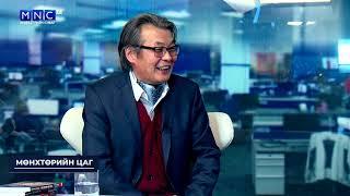 Мөнхтөрийн цаг - Зохиолч, сэтгүүлч Д.Төрмөнх