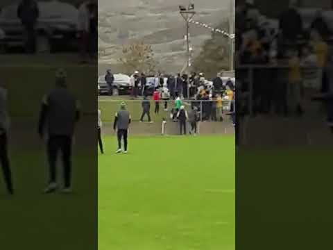 GAA Football Fight 2018