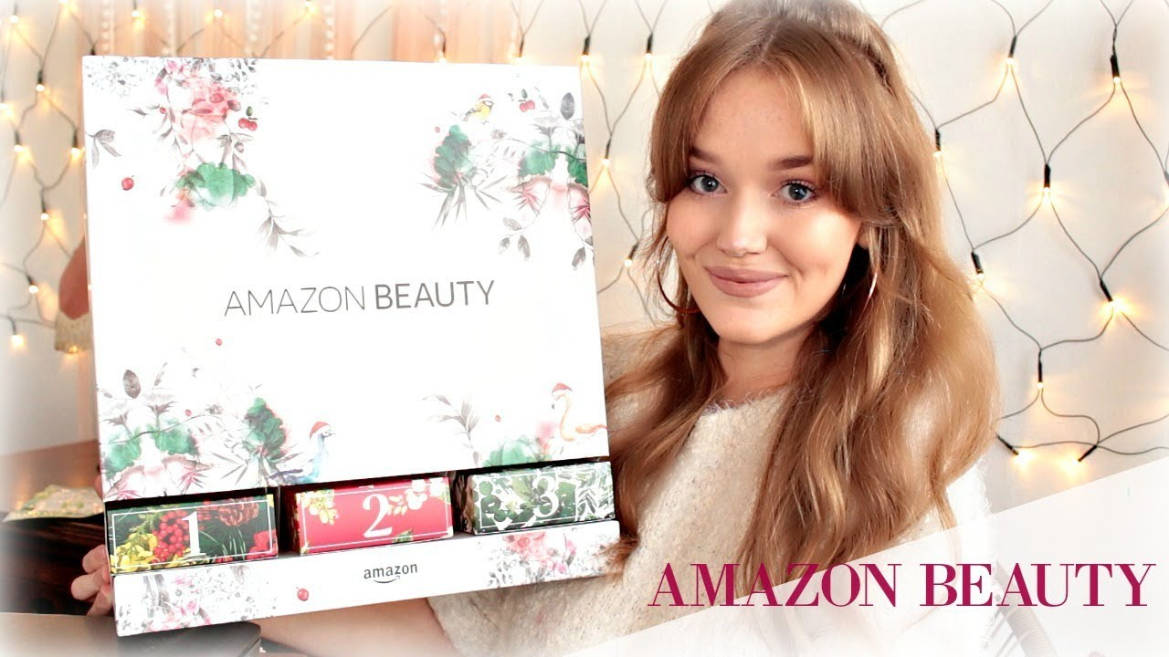 3cd5e0d884589 AMAZON BEAUTY ADVENT CALENDAR 2018
