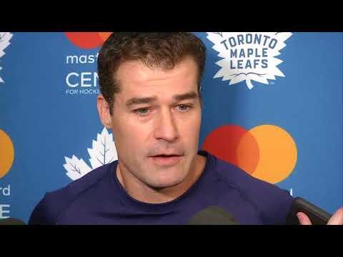 Maple Leafs Training Camp: Patrick Marleau - September 14, 2017