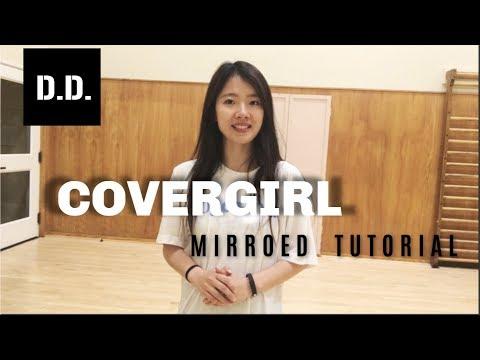 【D.D.】Yanis Marshall Choreography | Cover Girl | Mirrored Tutorial[Sunny]