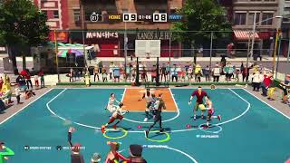 "taking a break from Fortnite... ""3on3 Freestyle"" (NA)"