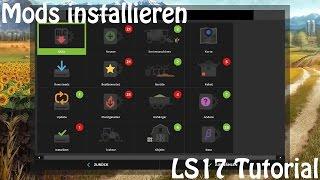 [How to] LS17 Mods installieren