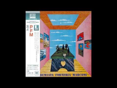 Premiata Forneria Marconi  Per Un Amico 1972 Full Album