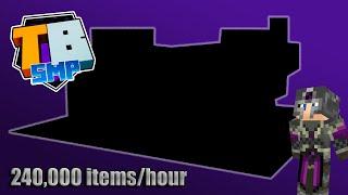 240,000 Items Per Hour! DB's Latest Farm! - Truly Bedrock - S02 EP14