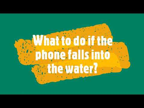 Android Device Fell In Water [Best Solutions]