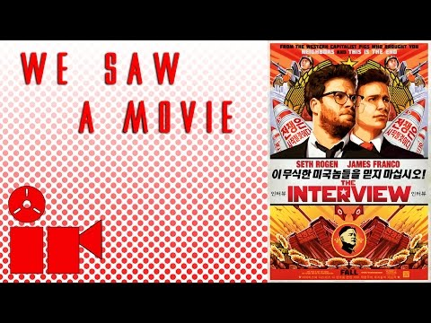 We Saw A Movie: The Interview