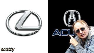 Lexus vs Acura, Which is Better thumbnail