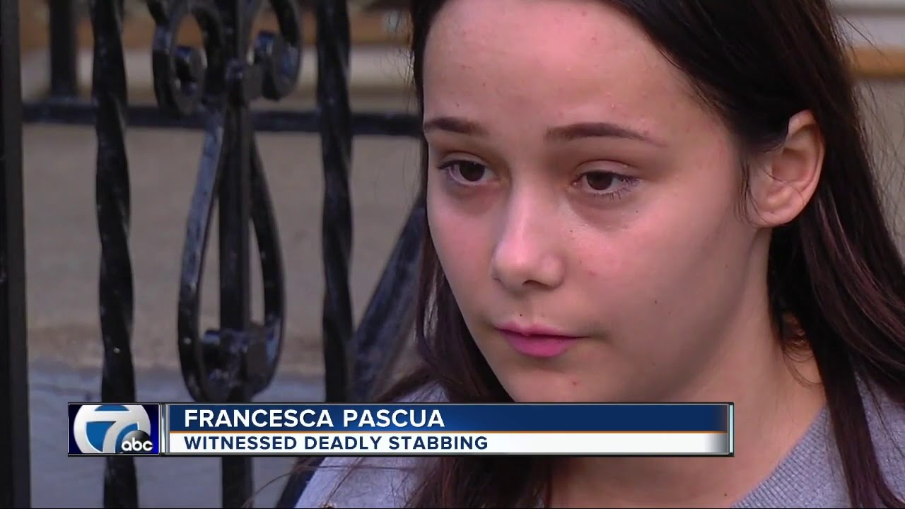 High School Teen Stabbed - Naked Photo-9020