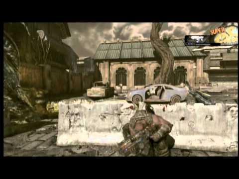 Lets Play Gears of War 3 Parte 3 Jugando como N00b