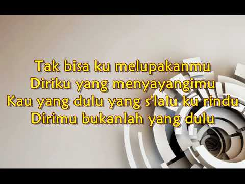 Papinka - Dirimu Bukan Untukku Lyrics Video