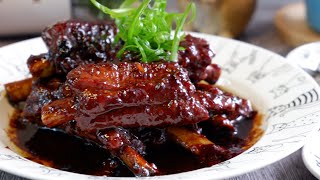 Super Easy Fall-Off-the-Bone Chinese Style Ribs 气压锅中式排骨 One Pot Chinese Pork Recipe -Pressure Cooker